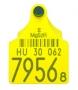 Füljelző - ENAR    Ultra Supermaxi - sárga